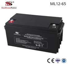 Sunstone Power 12V 65AH AGM Solarbatterie VRLA Battery
